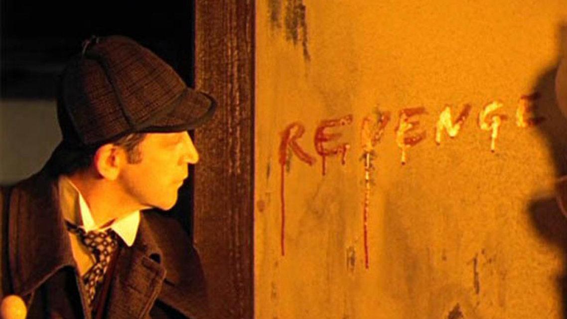 hd шерлок холмс и доктор ватсон знакомство кровавая надпись