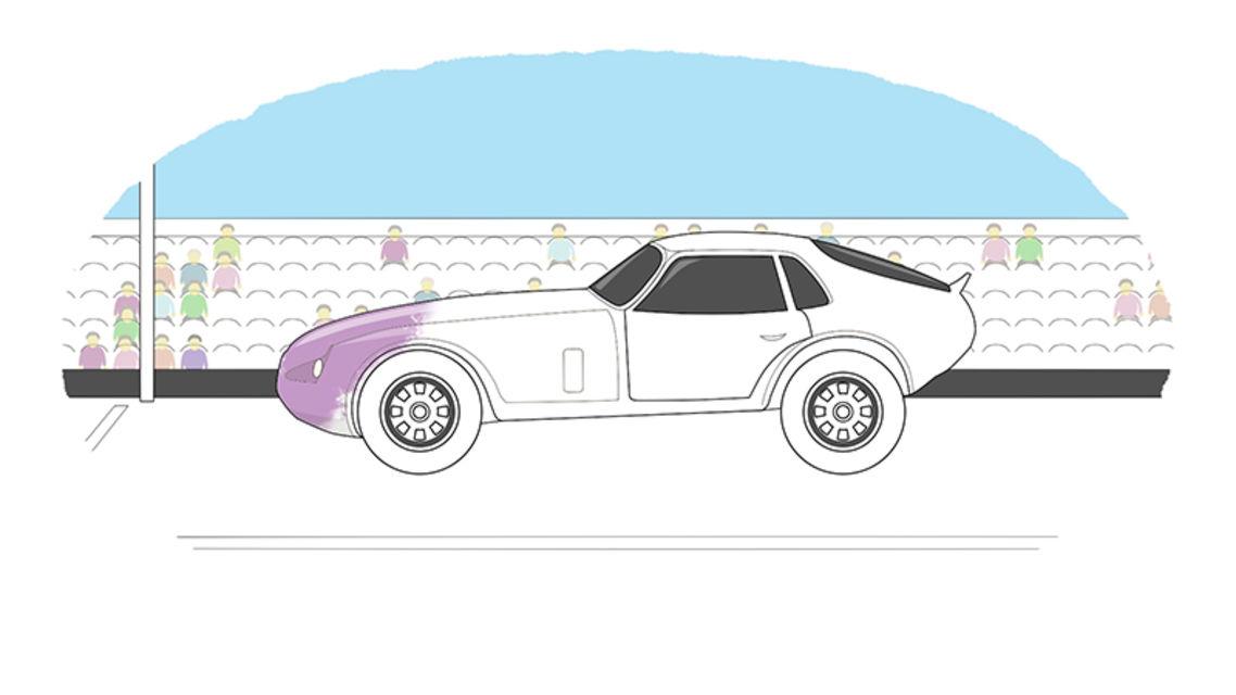 мультфильм раскраска сезон 1 серия 23 гоночные машины