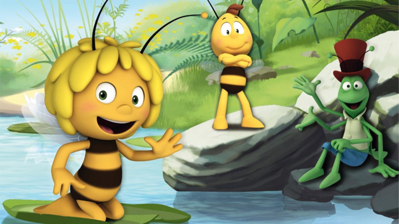 Пчелка майя картинки хорошего качества